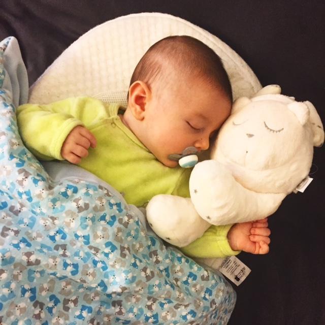 Nuits de bébé - my hummy