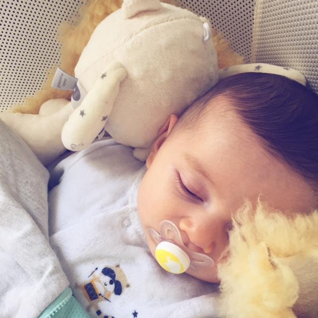 nuits de bébé - peau d'agneau - kaiser