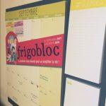 rentrée - frigobloc-calendrier