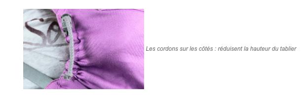 ling ling d'amour - P4 - tablier renforcé