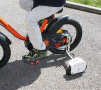 JustEd - stabilisateurs - vélo