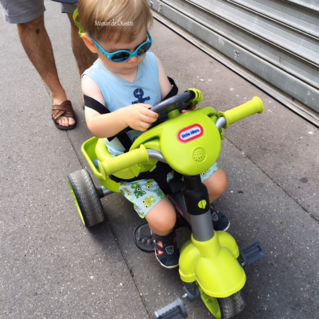 vélo - tricycle