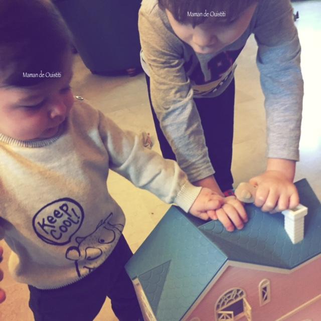 la halle - cocooning - #babylook - #babyootd