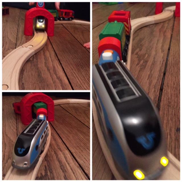 Noël - brio - smart tech