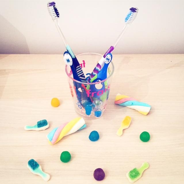 jordan. - brosse à dents