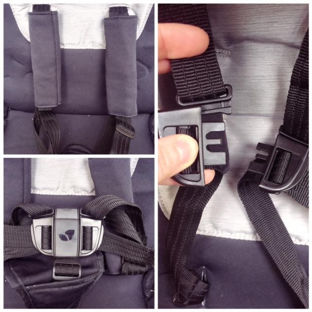 poussette - pact lite - Joie -poussette compacte