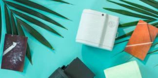 cadeaux folies - idée cadeau st valentin - mini imprimante iPhone