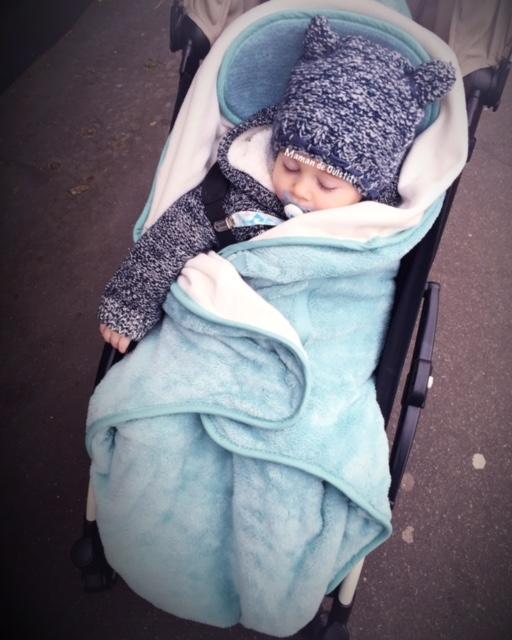 aeromoov - air wrapper - sommeil