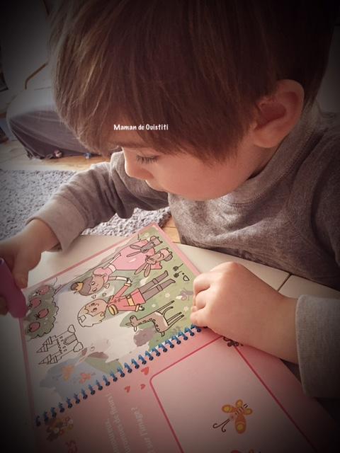 récapitulatif janvier - éditons Grund - pinceau magique