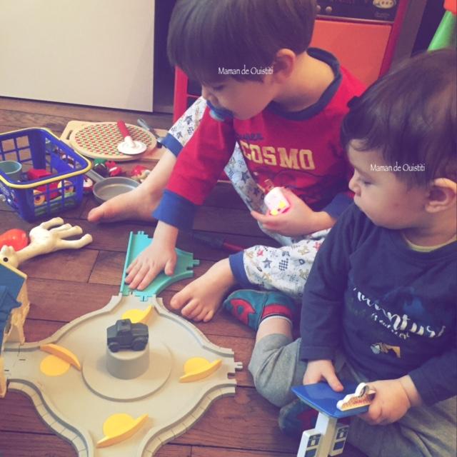chambre enfant - robocar poli