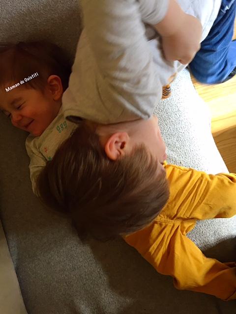 la halle - corner bébé Printemps - look bébé