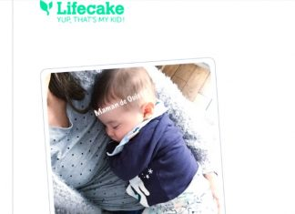 Lifecake - Canon - application photos