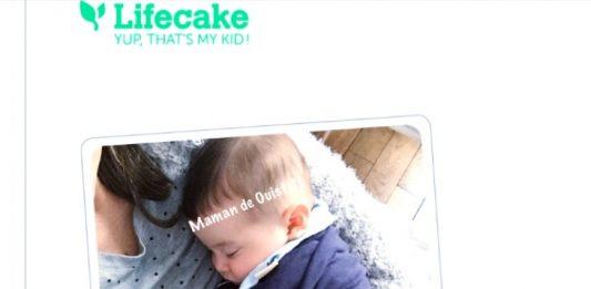 Lifecake - Canon - application photos