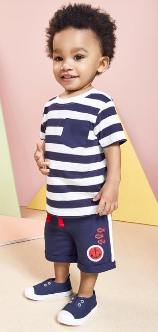 armoire - vêtements garçon - primark