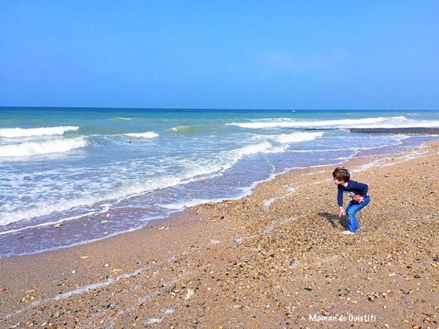 sandaya - camping - plage - saint aubin sur mer