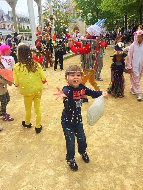 avril - fouras - carnaval