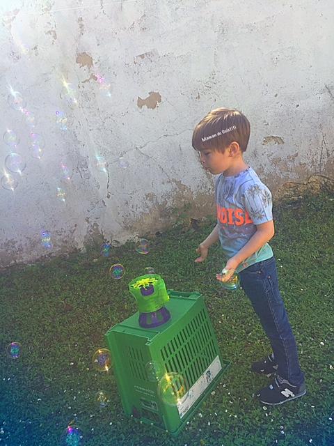 avril - fouras - machine à bulles - gazillion