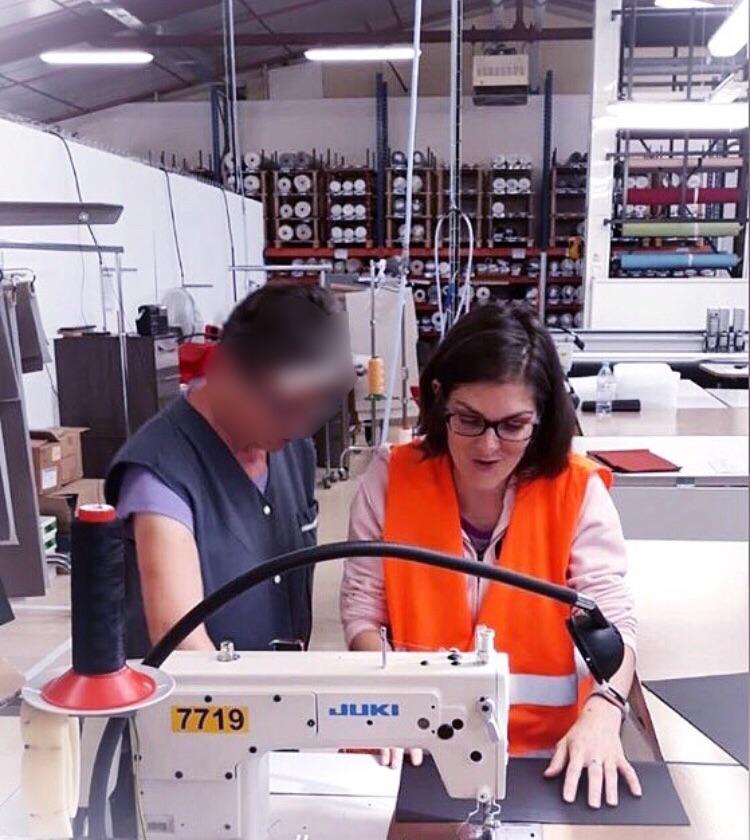 Gautier - atelier couture