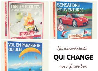 Smartbox - anniversaire - ulm