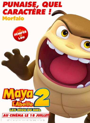 Maya l'abeille 2 - Morfalo