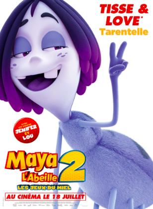 Maya l'abeille 2 - Tarentelle