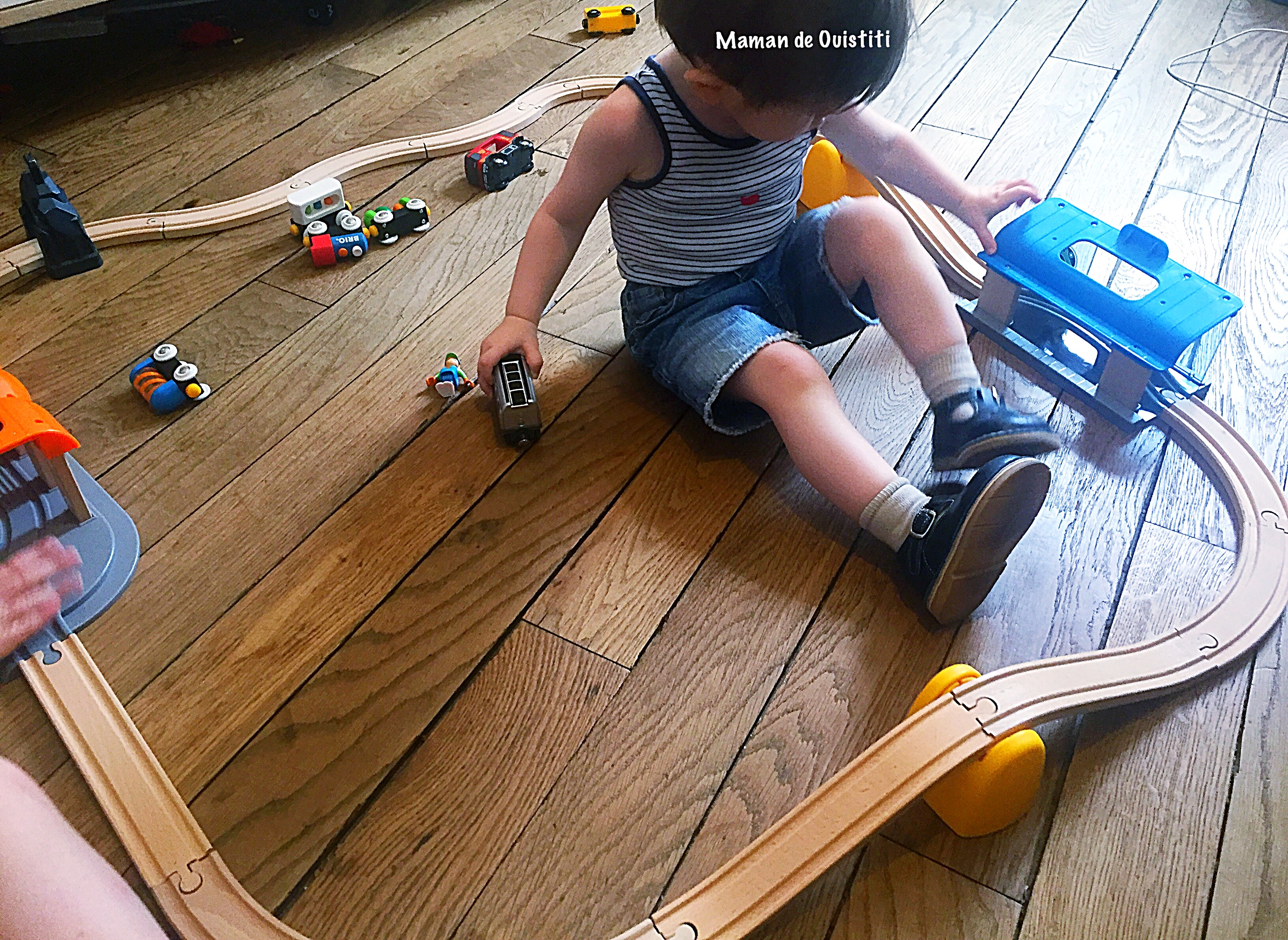 Brio - Smart Tech - trains