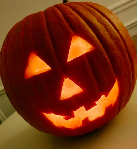 Octobre - Halloween - Citrouille - Jack'o Lantern