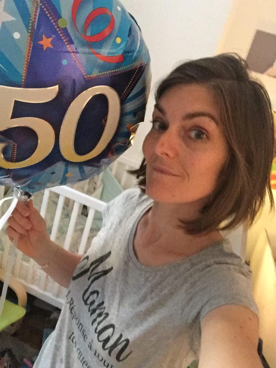 Octobre - kinder #kinder50ans