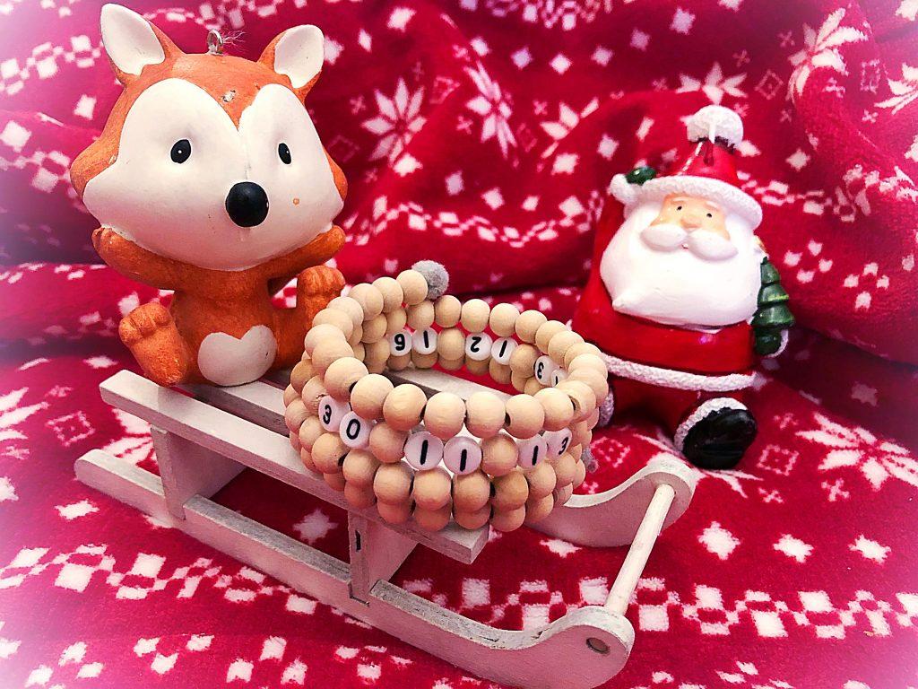 wishlist - Noël - a la file indienne - bracelet de naissance