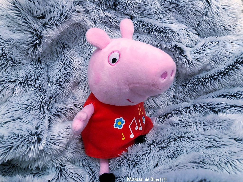 Noel - wishlist - jemini - peppa pig