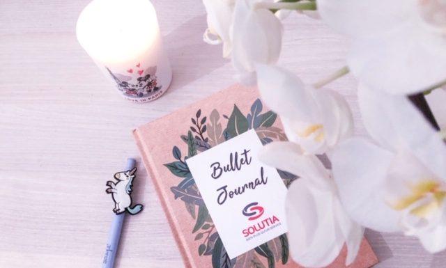 bujo - bullet journal - solutia