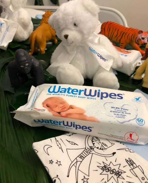mars - poulette party - waterwipes