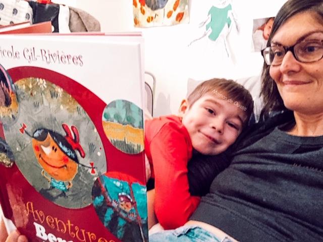 Berthe Poule - Livre enfant - lecture pour enfants
