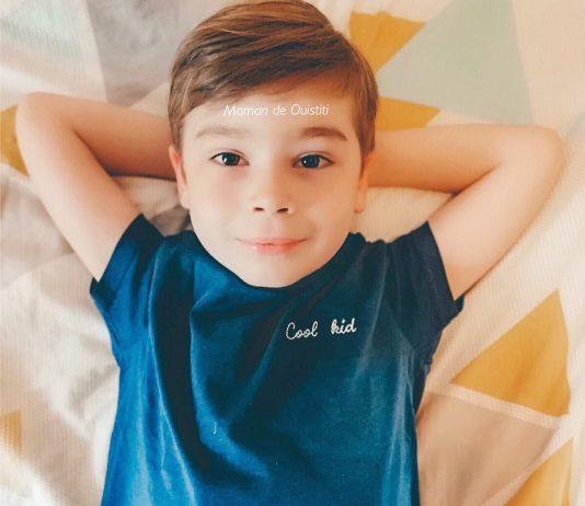 fête des pères - papas - Les Petits Raffineurs - t-shirt Cool Kid