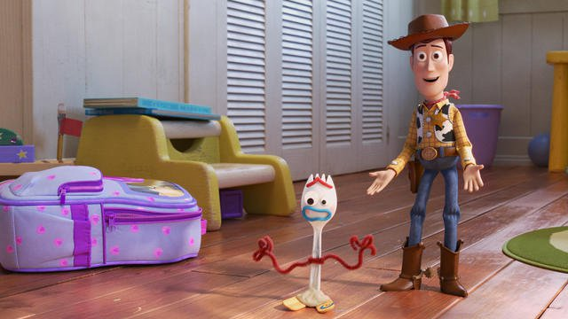 Toy Story 4 - Fourchette