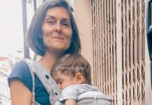 kid&trip-porte bébé -hoodiecarrier