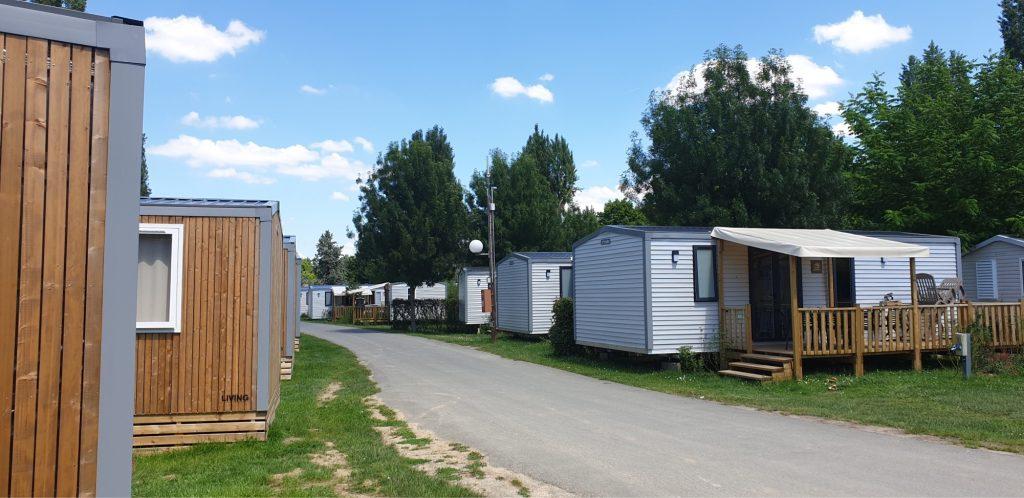 sandaya - camping - maisons laffitte