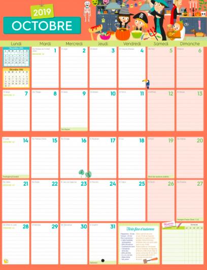 Memoniak - organiseur - astuces pour organiser la vie de famille - memoniak - calendrier