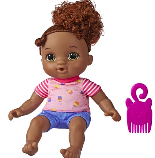 wishlist - noel - idée cadeau - cadeau de noel - baby alive littles - baby alive Gaby - Hasbro - cadeau pour un enfant de 3 ans