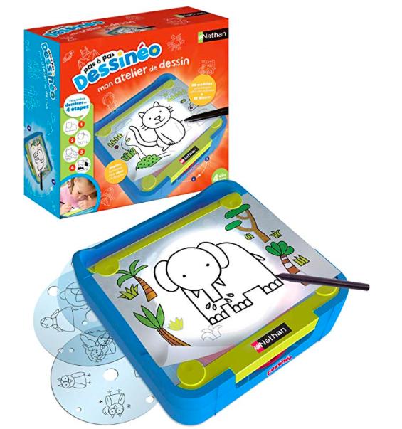 wishlist - noel - idée cadeau - cadeau de noel - dessineo - nathan