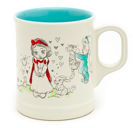 wishlist - noel - idée cadeau - cadeau de noel - disney - mug - animator