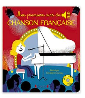 wishlist - noel - idée cadeau - cadeau de noel - gründ - livre musical - livre à puces - chanson française - cadeau pour un enfant de 3 ans