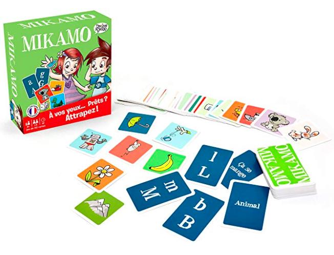 wishlist - noel - idée cadeau - cadeau de noel - mikamo - drôles de jeux - cartes