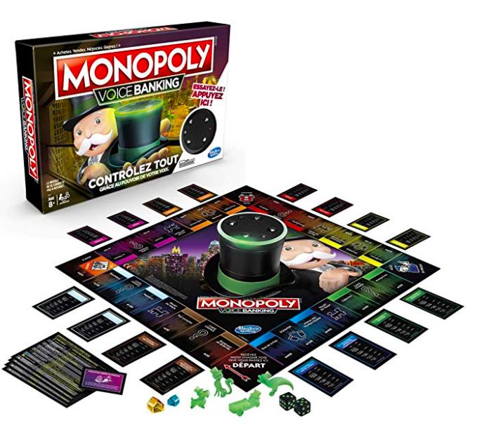Wishlist Noel Idee Cadeau Cadeau De Noel Monopoly Maman De Ouistiti