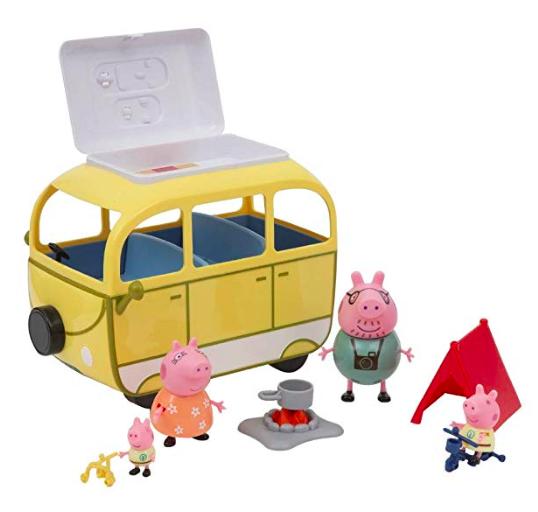wishlist - noel - idée cadeau - cadeau de noel - peppa pig - camping car - cadeau pour un enfant de 3 ans