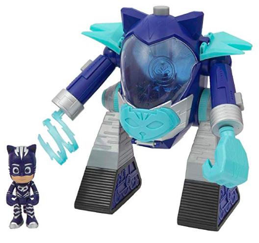 wishlist - noel - idée cadeau - cadeau de noel - pyjamasques - robot - turbo mover - cadeau pour un enfant de 3 ans