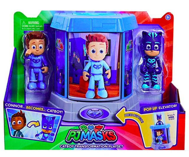 wishlist - noel - idée cadeau - cadeau de noel - pyjamasques - yoyo rapido - chambre de transformation - cadeau pour un enfant de 3 ans