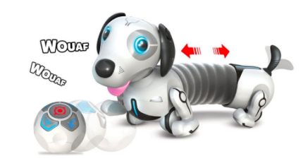 wishlist - noel - idée cadeau - cadeau de noel - robot chien