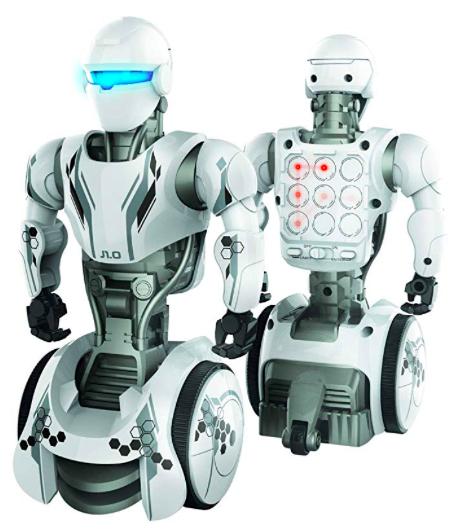wishlist - noel - idée cadeau - cadeau de noel - silverlit - robot junor 1.0