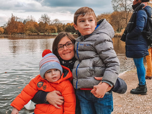 2019 - balade en famille - kidslook -mode enfant - look enfant - babylook-vie de maman